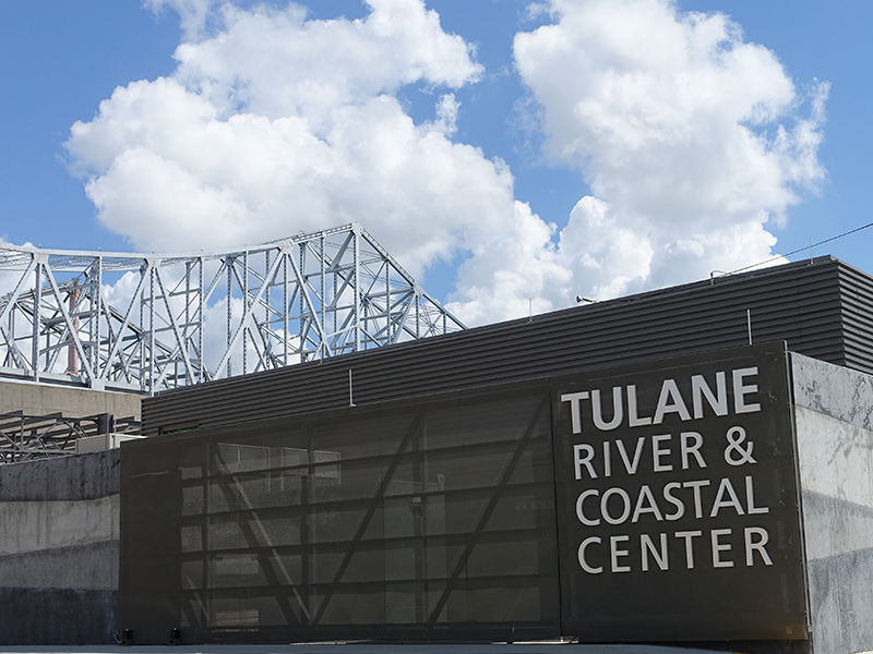 Picture of Tulane River and Coastal Center